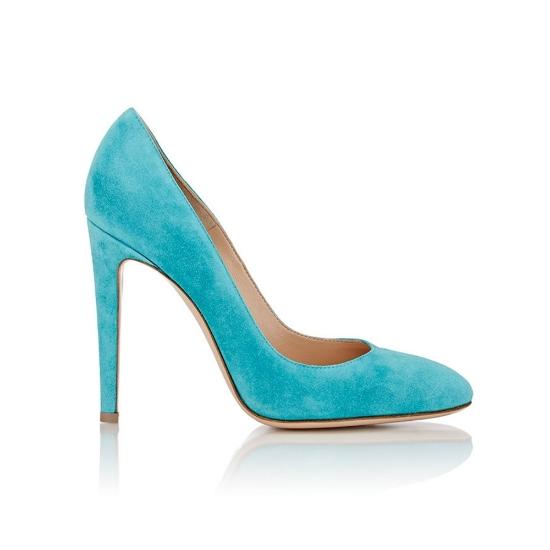 تصویر از کفش پاشنه بلند