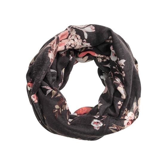 تصویر از روسری با طرح گل