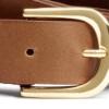 تصویر از کمربند با سگک فلزی