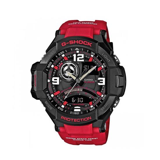 تصویر از ساعت سنسور دوقلو